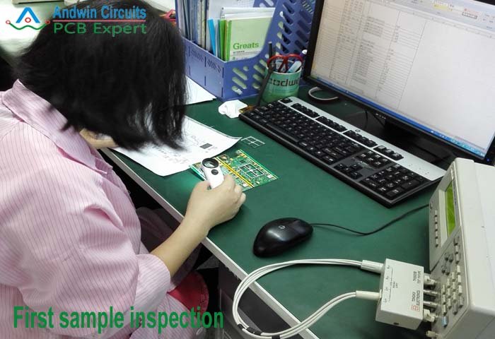 pcb-first-sample-inspection
