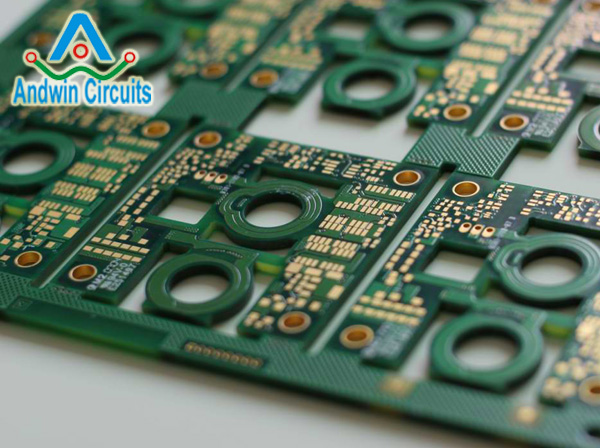 Heavy Copper Pcb Printed Circuits Boards Andwin Circuits