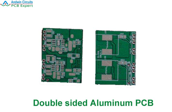 China Printed Circuit Board Assembly China Rigid Pcb A Double Layer