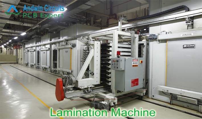 lamination machine 2