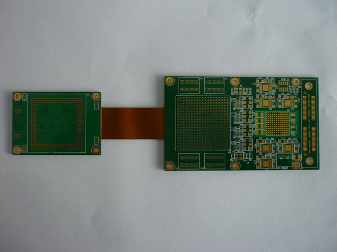 rigid flex circuit board