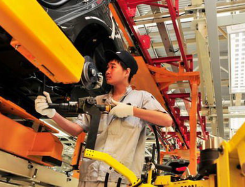 "Global industry ""reshuffle"" is approaching China's ability to move towards manufacturing power?"