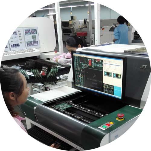pcb assembly OAI checking