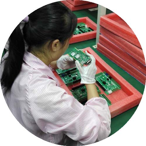 turnkey pcb assembly service fqa