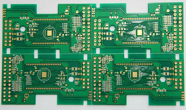 PCB etching process and process control
