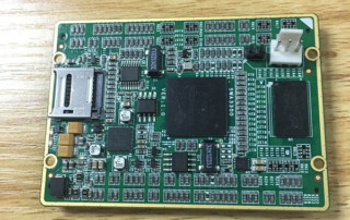 low volume circuit board assembly