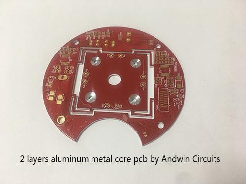 Aluminum Metal Core Pcb Andwin Circuits
