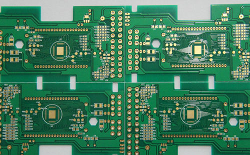Introduction to PCB double-sided reflow process (SMT