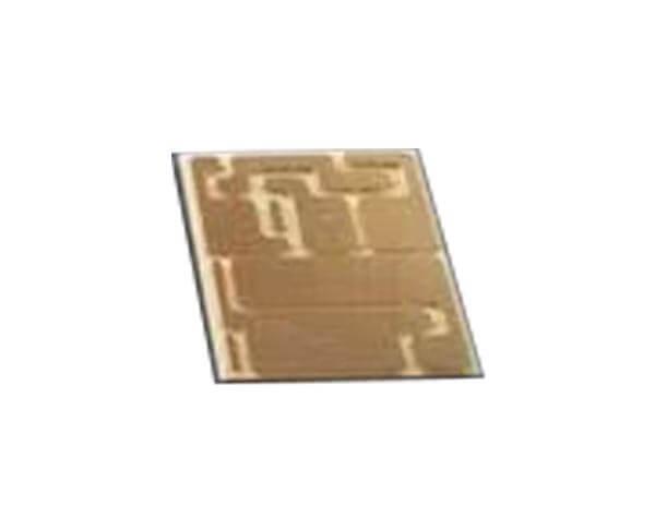 Thick film Ceramic PCB ceramic Al2O3 AIN Beryllium Oxide (BeO)