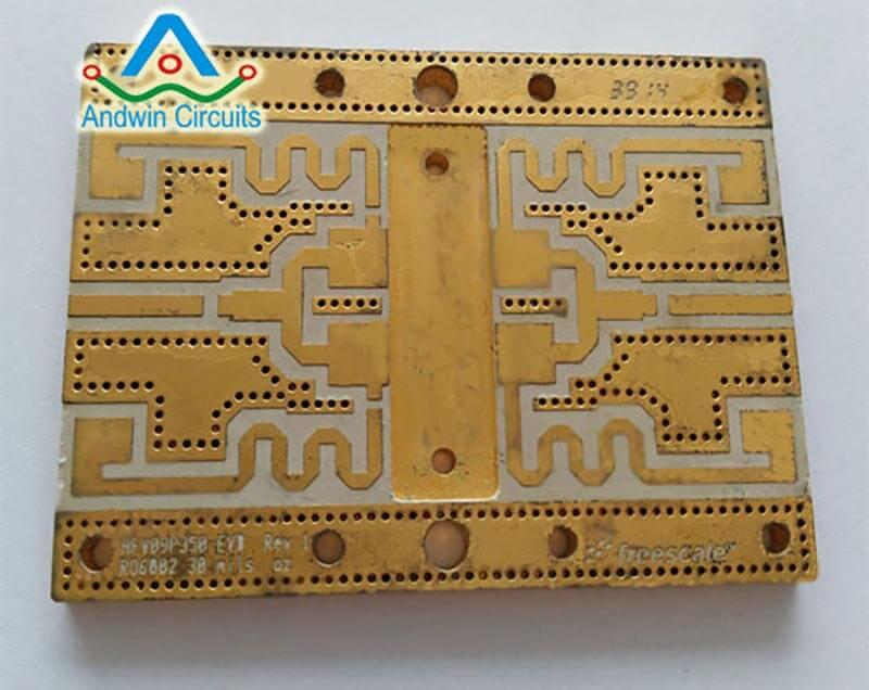 2 layers copper core pcb